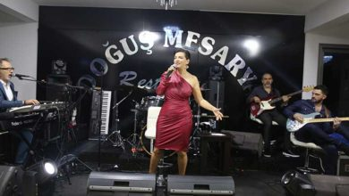 Photo of Yeşim Salkım'la müzik şöleni