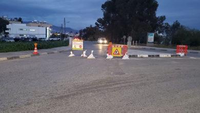 Photo of Akademi çemberi ile Dumlupınar köprüsü arası trafiğe kapatıldı