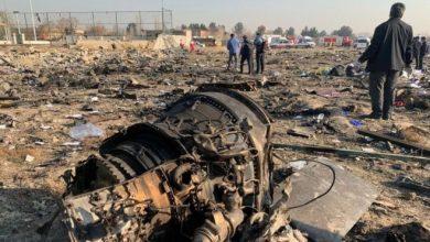 Photo of İran'da uçak düştü!