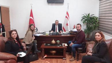 Photo of Sağlık Bakanı Ali Pilli ile görüşen eczacılardan AMATEM'e destek