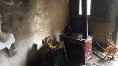 Photo of Değirmenlik'te ev yangını…