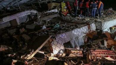 Photo of Depremde ölü sayısı 22'ye yükseldi