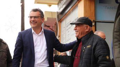 Photo of CTP Genel Başkanı Erhürman İskele'yi ziyaret etti