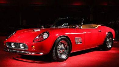 Photo of Bu çakma Ferrari, yepyeni bir Ferrari'den daha pahalıya satıldı