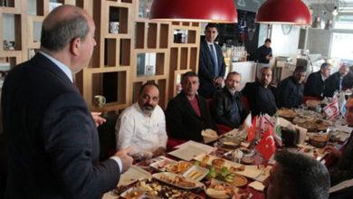 Photo of Tatar, 14 Sivil Toplum Örgütü Başkanı ile bir araya geldi