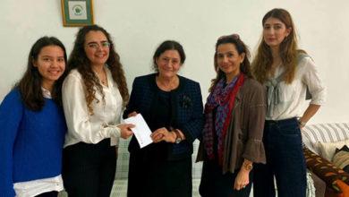 """Photo of """"YDÜ NEU Genetics Society"""" Kanser Hastalarına Yardım Derneği'ne bağışta bulundu"""