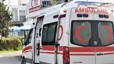 Photo of Sağlık Bakanlığı'na 5 ambulans hibe edilme kararı alındı