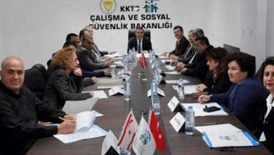 Photo of Asgari Ücret Komisyonu yeniden toplandı