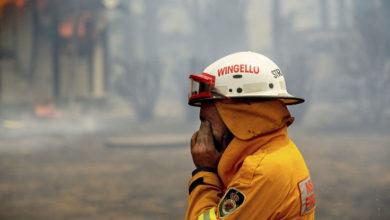 Photo of Avustralya'da yangın söndürme helikopteri yangın çıkardı