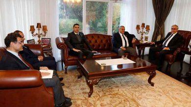 Photo of Cumhurbaşkanı Mustafa Akıncı, DAÜ heyetini kabul etti