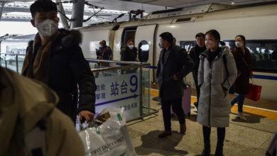 Photo of Çin'de Corona virüsünün ortaya çıktığı üç kent karantinaya alındı