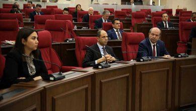 Photo of Sosyal Sigortalar (Değişiklik) Yasa Tasarısı'na ilişkin tezkere ele alındı