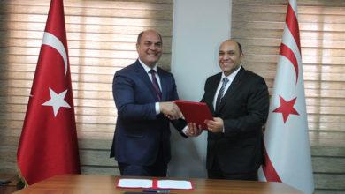 Photo of Değirmenlik Belediyesi ile yollarla ilgili protokol imzalandı