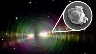 Photo of Dünyanın en eski maddesi bulundu