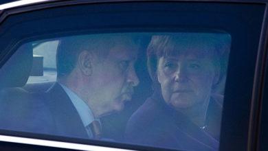 Photo of Merkel yarın Türkiye'ye geliyor