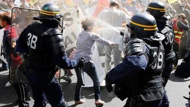 Photo of Fransa'da emeklilik reformu karşıtı gösterilerde 11 kişi gözaltı
