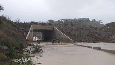 Photo of Güngör yolu da sular altında kaldı