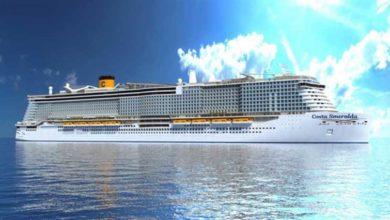 Photo of İtalya'da 6 bin kişilik cruise gemisine koronavirüs karantinası