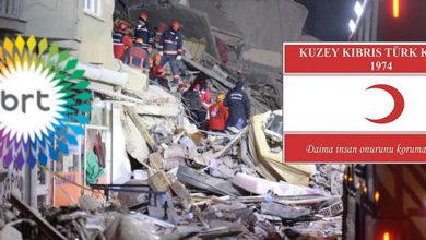 Photo of KKTC'de depremzedeler için yardım kampanyası