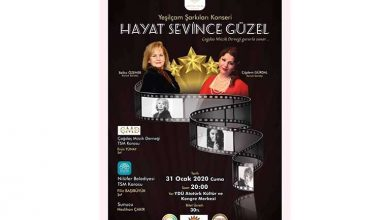 Photo of Çağdaş Müzik Derneği konser veriyor