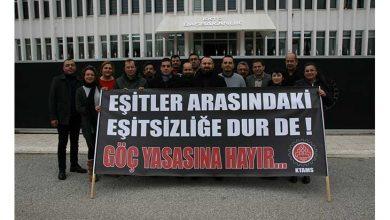 Photo of KTAMS Başbakanlık önünde eylem yaptı