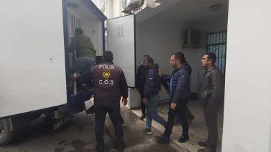 Photo of Düzensiz göçmenler polis hücresinde