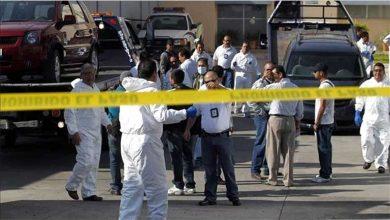 Photo of Meksika'da geçen yıl 35 bine yakın kişi öldürüldü