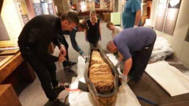 Photo of 3 bin yıllık mumyanın sesi yeniden hayata döndürüldü