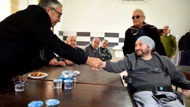 Photo of Cumhurbaşkanı Akıncı Pamuklu, Bafra, Kalecik, Kurtuluş ve Ergazi'yi ziyaret etti