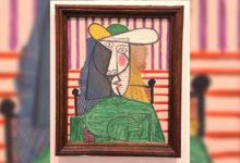 Photo of Pablo Picasso'nun 157 milyon TL değerindeki tablosu bir genç tarafından saldırıya uğradı