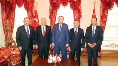 Photo of Erdoğan'ın, Başbakan Tatar'ı kabulu sona erdi
