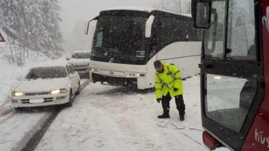 Photo of Trodos'ta pazar günü trafik kaosu yaşandı