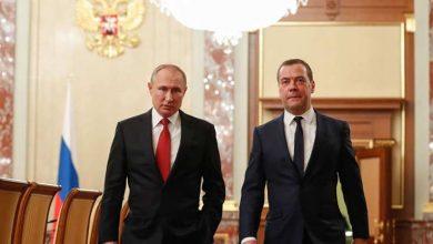 Photo of Medvedev: Hükümet istifa edecek