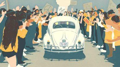 Photo of Volkswagen 'vosvos'a veda etti