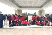 Photo of Yeşilyurt İlkokulu'ndan liderlere saygı