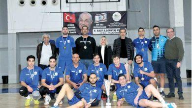 Photo of Denktaş Kupası  Çamlıkspor'un