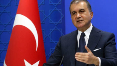Photo of AKP sözcüsünden Akıncı'ya: Saygısız!