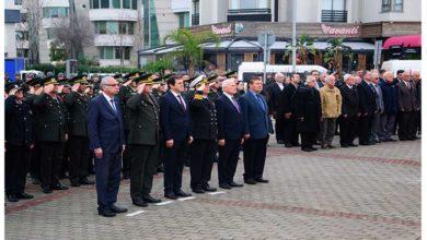 Photo of Limasol Direnişi ve direnişte şehit düşenler Girne'deki törenle anıldı
