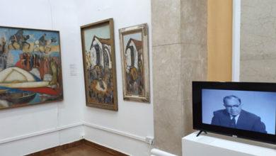 Photo of 1974 öncesi tablolar ile 1963 öncesi ses ve görüntü kayıtları Ledra Palace'ta sergileniyor