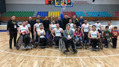 "Photo of ""Engelsiz yürekler'den"" 40 sayı fark: 82-32"
