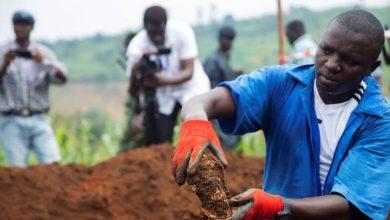 Photo of Burundi'de 6 toplu mezarda 6 binden fazla ceset bulundu