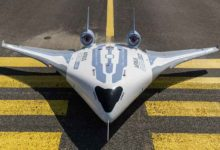 Photo of Airbus 'fütürist' uçağını tanıttı