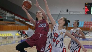 "Photo of ""Soğukta"" UKÜ galip: 67-31"