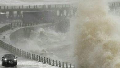 Photo of Avrupa'yı fırtına vurdu; Uçuşlar iptal ediliyor