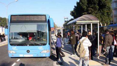Photo of Güney'de çantası otobüs kapısına takılan öğrenci metrelerce sürüklendi