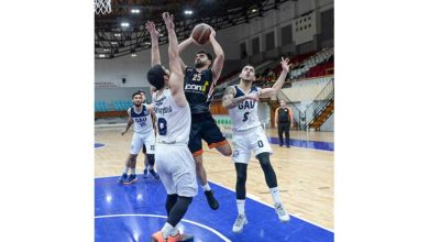 Photo of GAÜ yarı finalde: 75-68