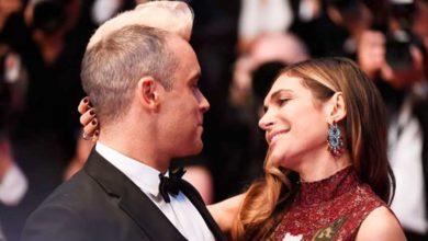 Photo of Robbie Williams ve Ayda Field'ın dördüncü çocuğu dünyaya geldi