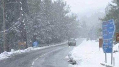 Photo of Trodos'ta yollar kapatıldı