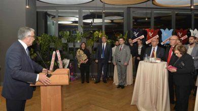 Photo of Cumhurbaşkanı Akıncı, Havadis Gazetesi'nin 11'inci yıldönümü resepsiyonuna katıldı