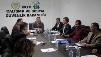 Photo of Asgari Ücret Komisyonu itirazları değerlendirmek üzere toplandı